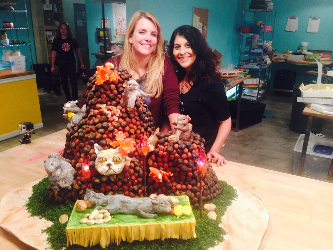Cake Decorating Shows Food Network : New TV Appearance - Food Network s Duff Till Dawn - Cakes ...